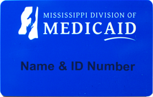 New Blue Medicaid ID Card