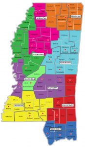 Office Locations | Mississippi Division of Medicaid